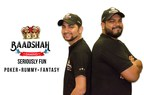 Baadshah Pro Hunt Mentors, Rajnish Kumar and Eka Vedantham (PRNewsfoto/Baadshah Gaming)