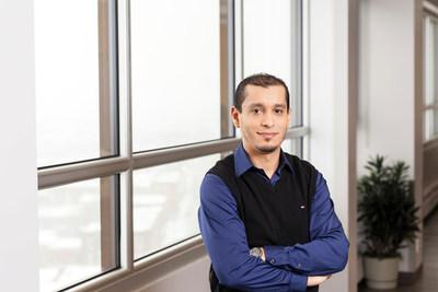 Wassim Bouachir, professeur au Département Science et Technologie de l'Université TÉLUQ (Groupe CNW/Université TÉLUQ)