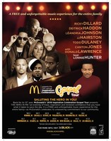 McDonald's Inspiration Celebration Gospel Tour returns with powerhouse performers and heartfelt mission to give back to families served by Ronald McDonald House Charities. The brand is also awarding one music-loving HBCU student with a $10,000 scholarship.