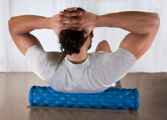 Teeter Releases Textured Massage Foam Rollers for Deep Tissue Muscle Relief