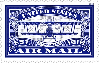 United States Postal Service to Celebrate 100th Anniversary of U.S. Airmail Service