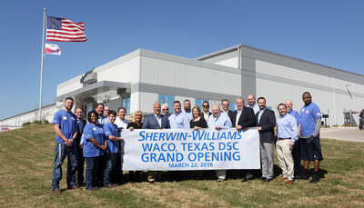Sherwin-Williams Co (SHW) Shares Sold by Commerce Bank
