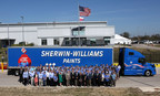 Sherwin-Williams Celebrates New Waco Texas Distribution Service Center Opening... Company's investment and Community Support Spotlights Long-Term Commitment…All Systems Go!
