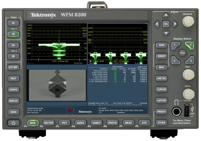 HDR/WCG content production is the future and Tektronix is stepping up with the comprehensive monitoring solutions that both the new generation of media providers and traditional broadcasters need to deliver differentiated services.  Whether its live or post production, Tektronix gives our customers the confidence that their content will stand out from the crowd.