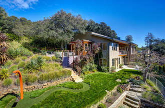 Eco-Friendly Design Meets Resort-Like Living in Newly Listed Larkspur Home