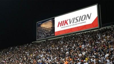 Hikvision anuncia una asociación con el Corinthians, el club deportivo de São Paulo
