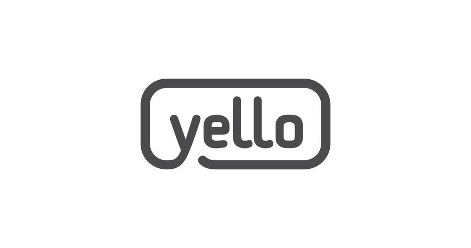 New Logo of Yello
