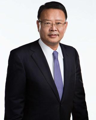 Nexteer Automotive Chairman, Executive Board Director and Chief Executive Officer Zhao Guibin