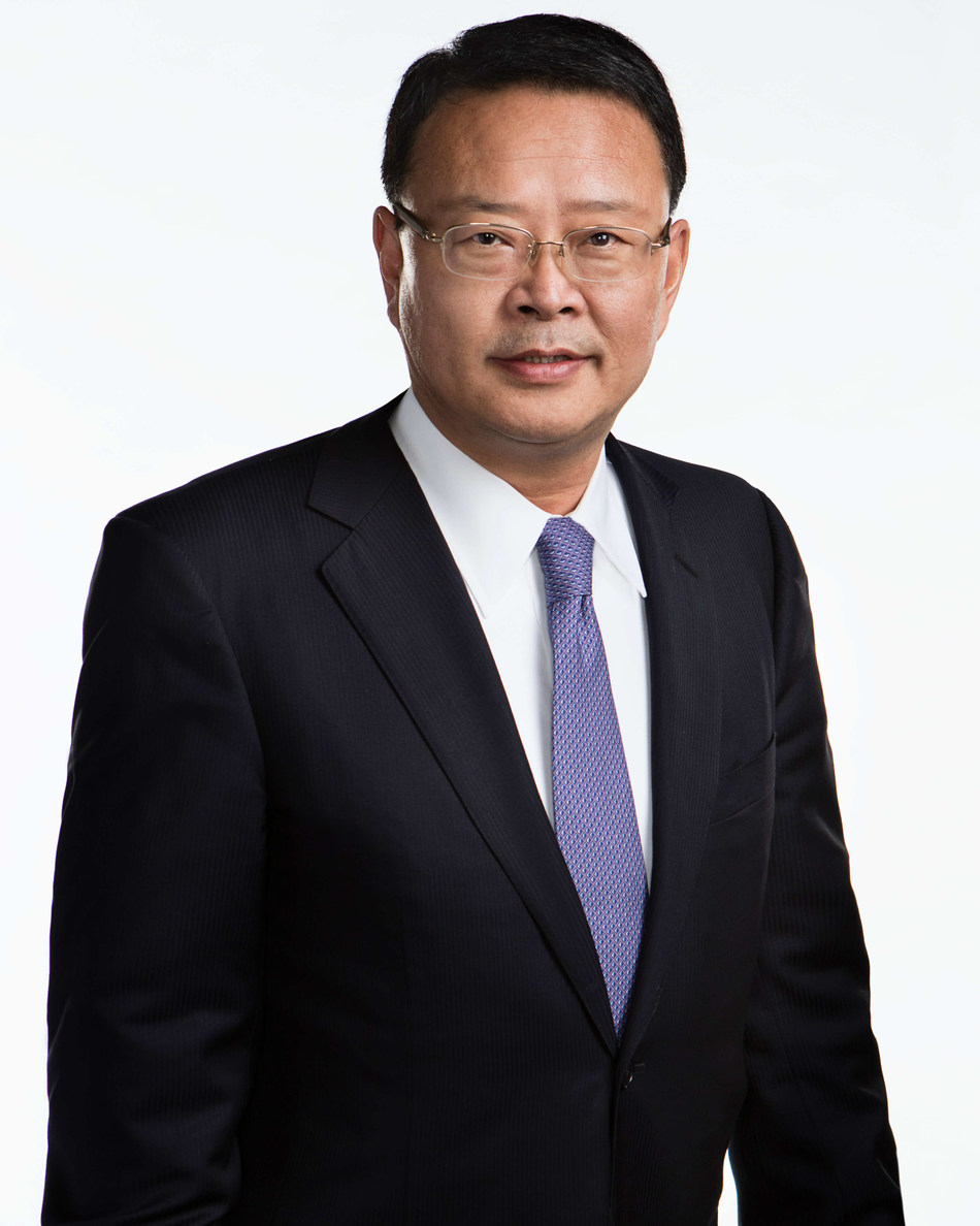 Nexteer Automotive Chairman, Executive Board Director and Chief Executive Officer Zhao Guibin