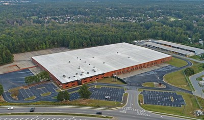 A state-of-the-art self-storage facility is coming to 471 Eagles Landing Parkway in Stockbridge thanks to U-Haul® Company's recent acquisition of a 324,000-square-foot warehouse.