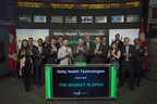 Reliq Health Technologies Inc. Opens the Market (CNW Group/TMX Group Limited)