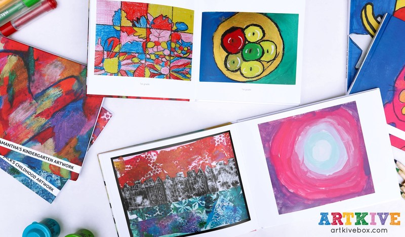 Preserve and celebrate your kids artwork with Artkive, the #1 kids' artwork storage app and concierge service.