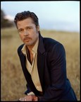 Brad Pitt, Breitling Cinema Squad. (PPR/Breitling/Mark Seliger) (PRNewsfoto/Breitling)