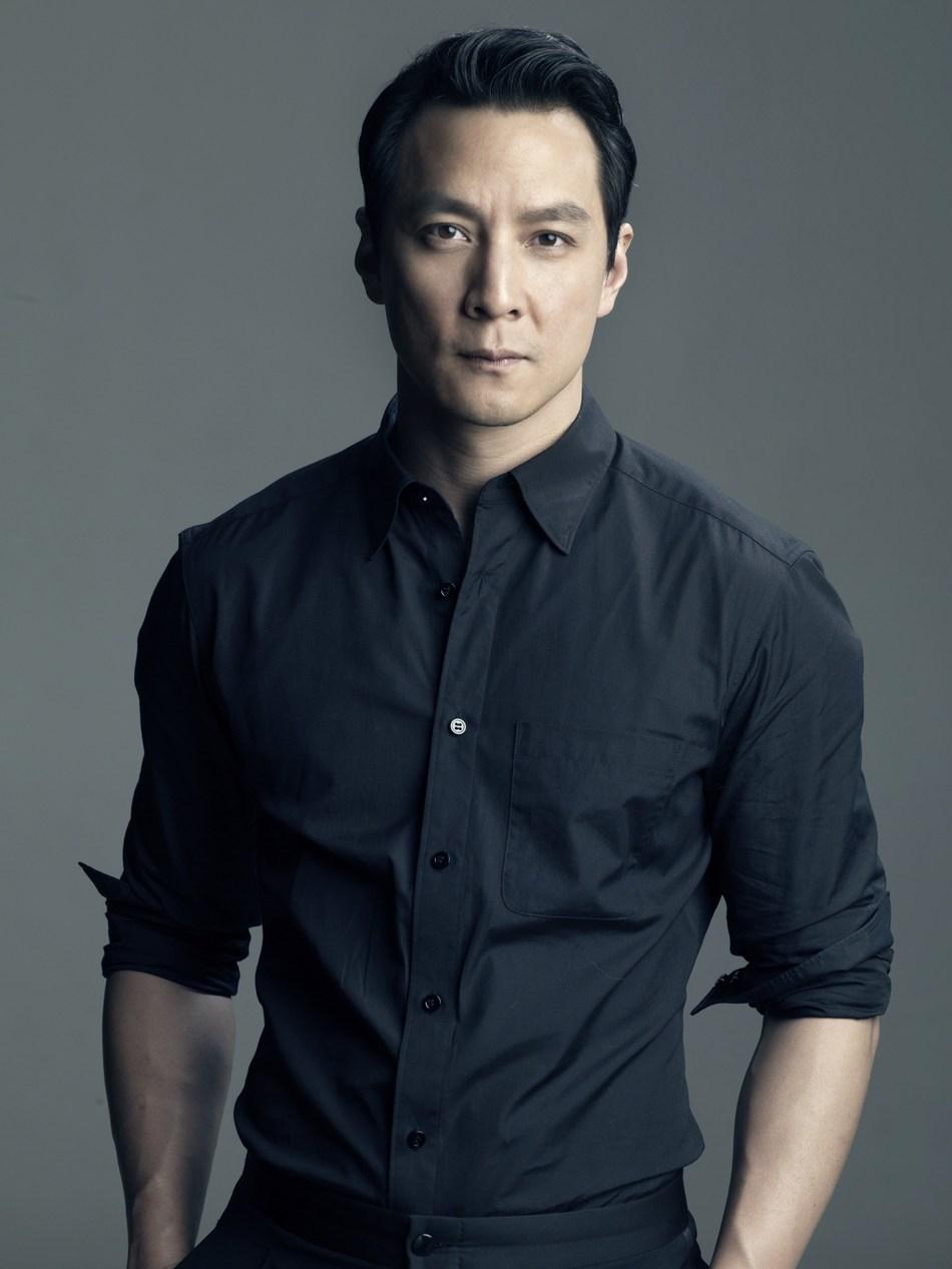 Daniel Wu, Breitling Cinema Squad. (PPR/Breitling) (PRNewsfoto/Breitling)