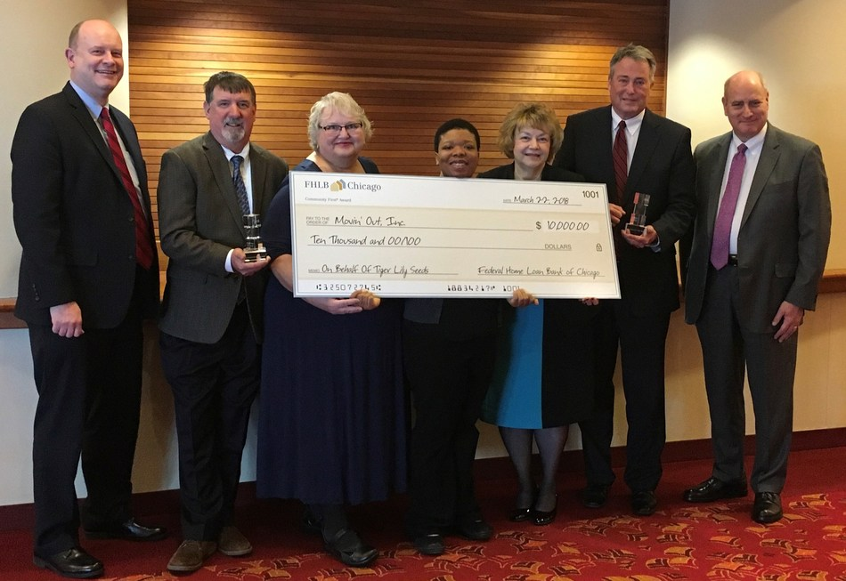 Federal Home Loan Bank of Chicago Announces Final  2018 Community First Award Winner in Madison, Wisconsin
