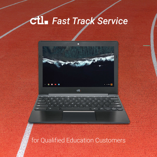 CTL Fast Track Service for Education