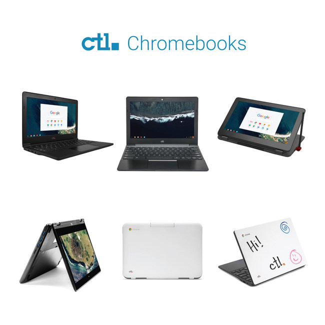 CTL Rugged Chromebooks for Education
