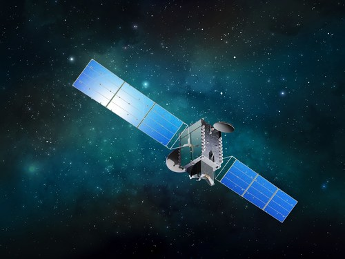 SSL, a Maxar Technologies company, was selected as trusted partner to build the BSAT-4b direct broadcasting satellite. (CNW Group/Maxar Technologies Ltd.)