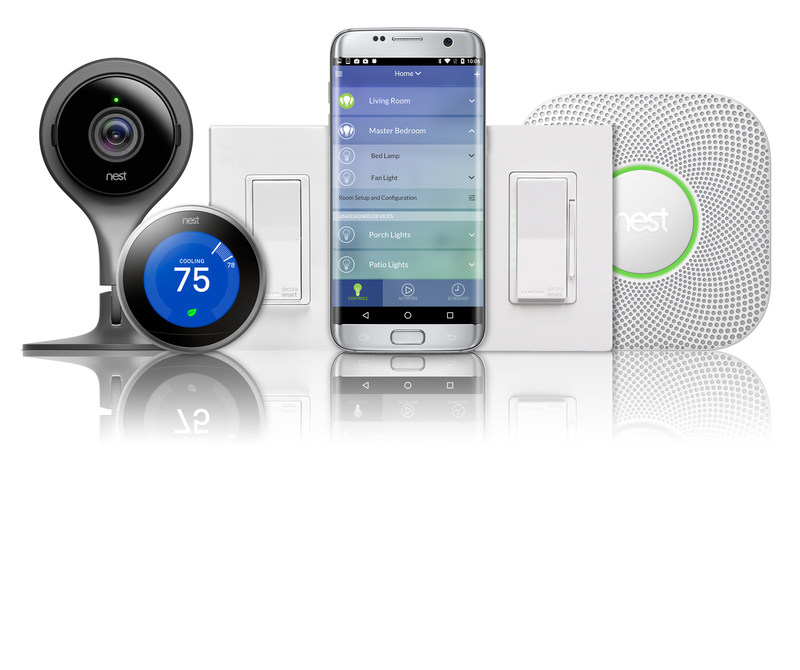 Leviton Announces New Connection Capabilities with Nest Learning Thermostat™, Nest Cam™ and Nest Protect™ for Decora Smart™ with Wi-Fi Technology