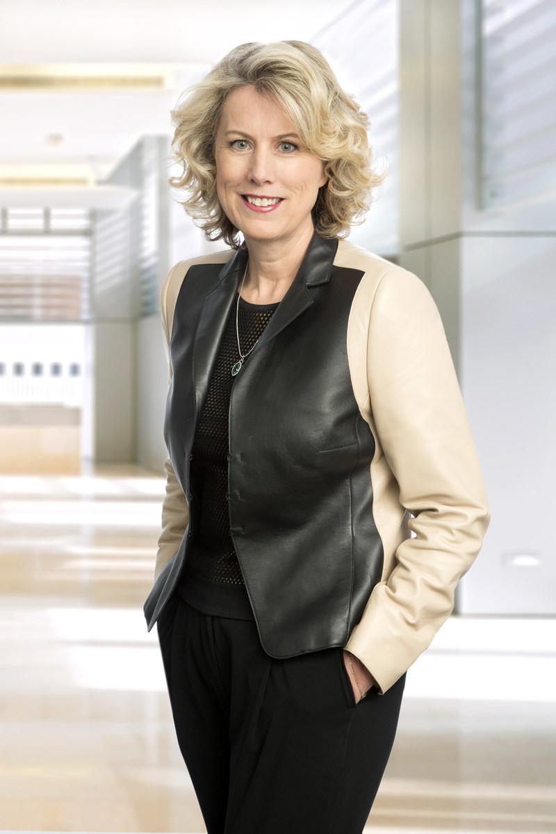 Dawn Farrell is President and CEO of TransAlta Corporation and co-chair of Pillar Three of the Canada-U.S. Council for Advancement of Women Entrepreneurs and Business Leaders. (CNW Group/Canada-United States Council for Advancement of Women Entrepreneurs and Business Leaders)