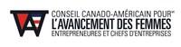 Conseil canado-américain pour l'avancement des femmes entrepreneures et chefs d'entreprises (Groupe CNW/Conseil canado-américain pour l'avancement des femmes entrepreneures et chefs d'entreprises)