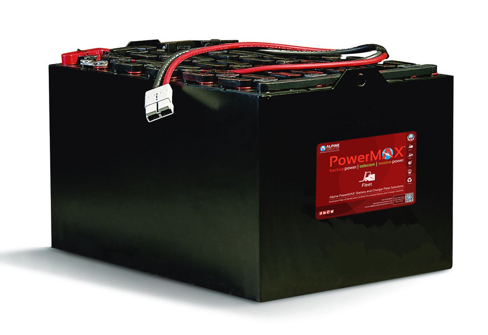 PowerMAX Fleet Battery