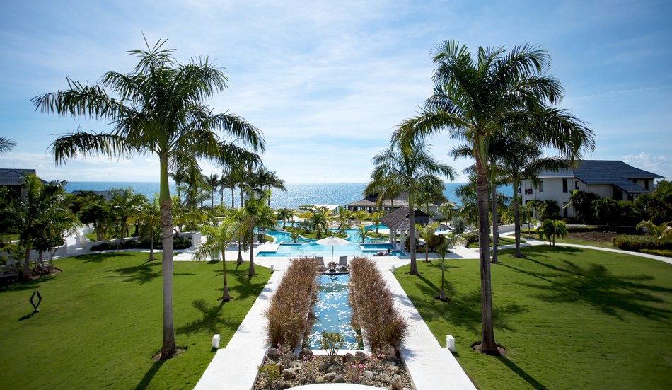 The property is named the #1 luxury hotel in the Caribbean for the 2nd year in a row