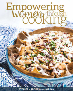 Empowering Women Through Cooking - Cover Photo