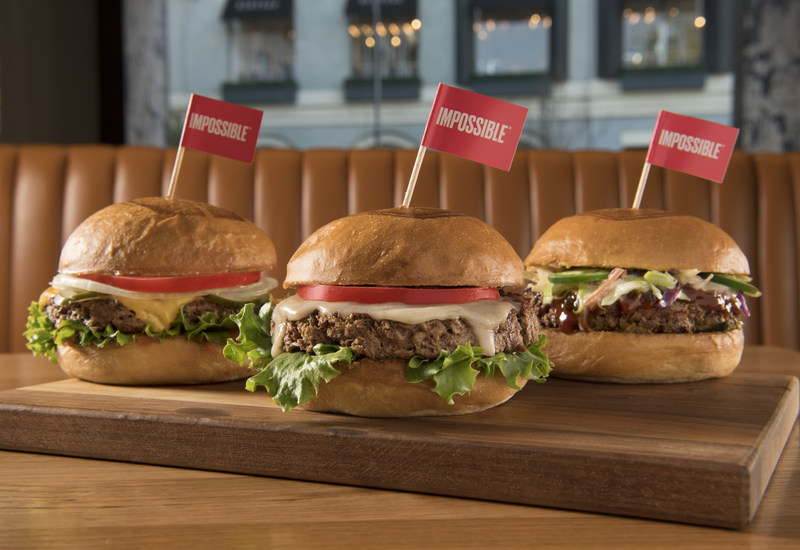 UMAMI BURGER CONTINUES TO INNOVATE – UNVEILING THREE NEW 'IMPOSSIBLE' BURGERS