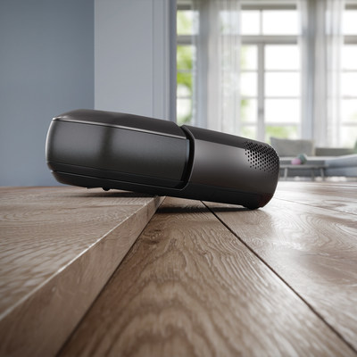 Electrolux Pure i9 Robotic Vacuum Cleaner features ClimbForceDrive™ to scale thresholds and carpet without getting stuck.