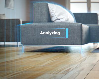 Electrolux Pure i9 Robotic Vacuum Cleaner 3D Vision™