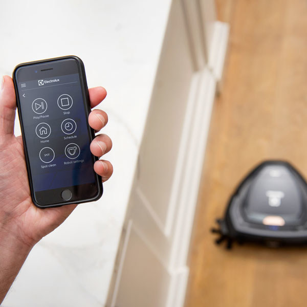 Electrolux Pure i9 Mobile App