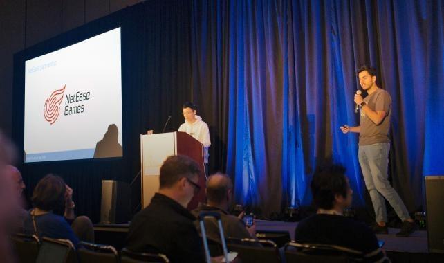 NetEase Games at Google Developer Day