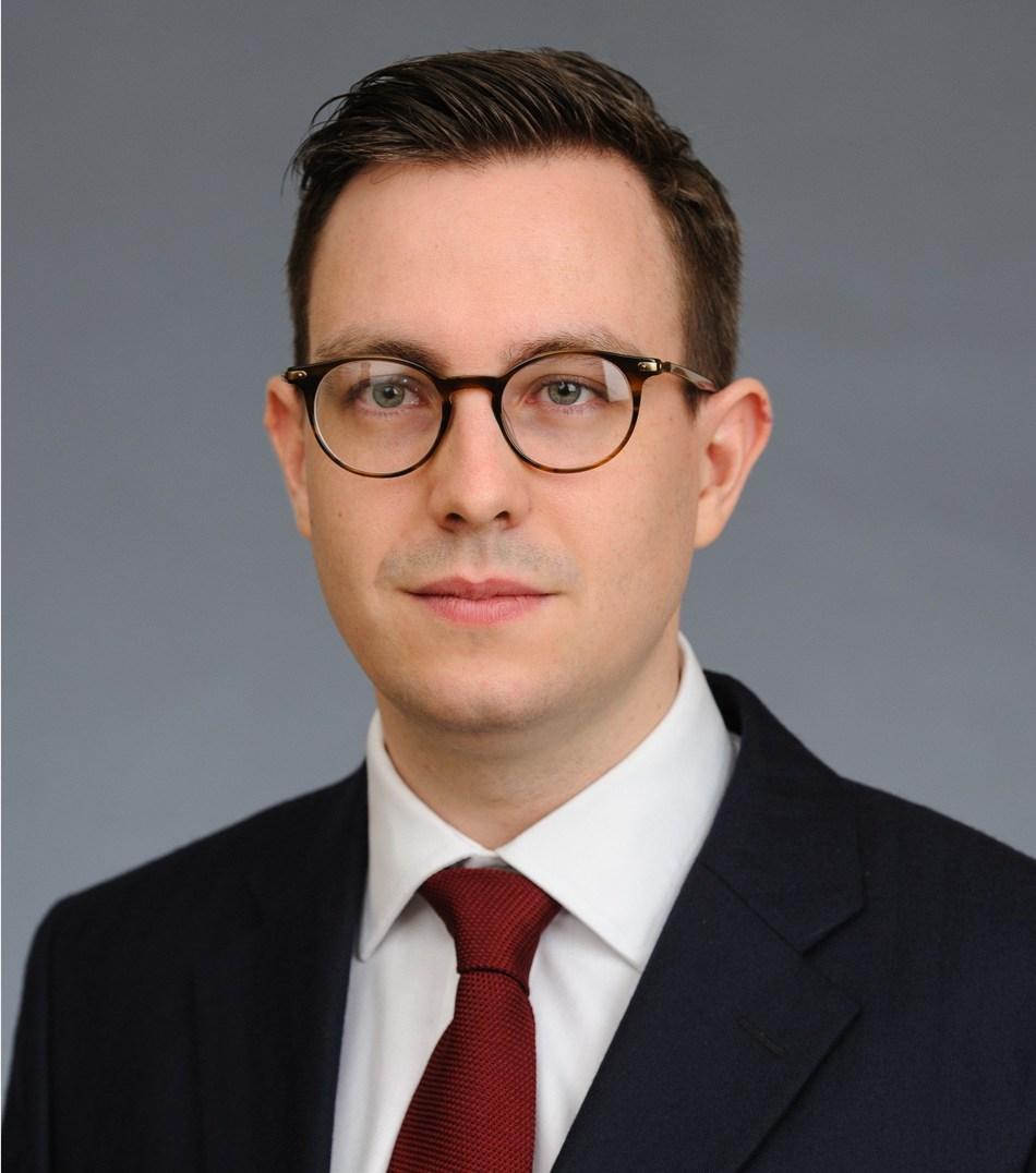 Simon Mahony, Senior Vice President, Neudata. (PRNewsfoto/Neudata)