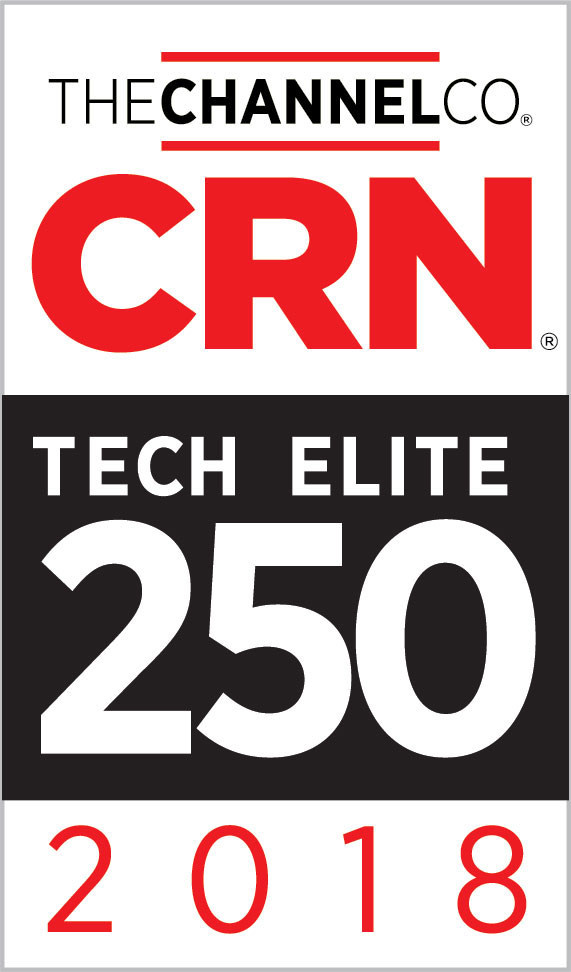 CRN, a brand of The Channel Company, has named Mosaic451 to its 2018 Tech Elite 250 list.