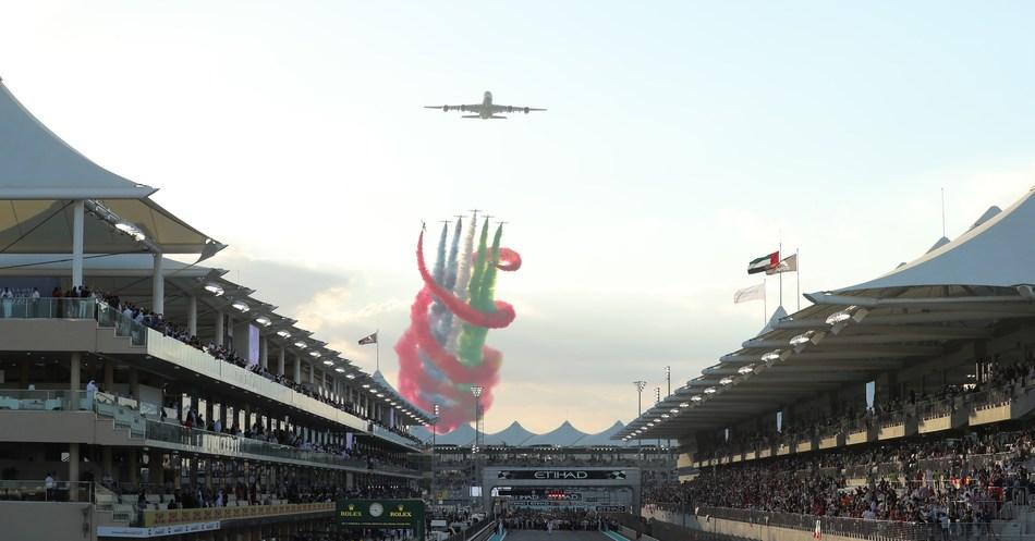 Tickets On Sale for Tenth Anniversary Celebration of the Abu Dhabi Grand Prix (PRNewsfoto/Yas Marina Circuit)