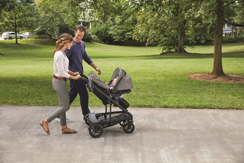 New Graco 174 Uno2duo Stroller Is Designed To Grow With