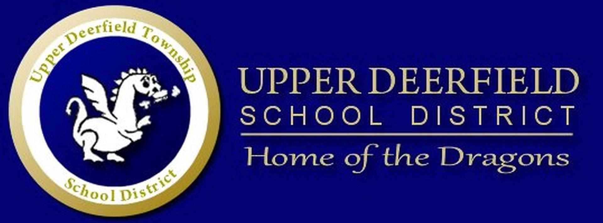 Upper Deerfield Township School District Logo