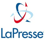LaPresse Logo (PRNewsfoto/LaPresse)