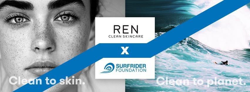Ren Clean Skincare announces it's pledge to work towards ZERO WASTE by the year 2021 (PRNewsfoto/REN Clean Skincare)