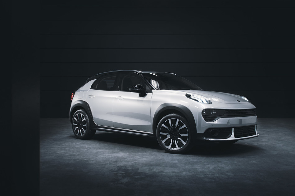 LYNK & CO Announces European Launch Plans (PRNewsfoto/LYNK & CO)