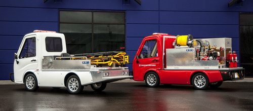 Tropos Motors, the manufacturer of the ABLE line of street-legal, compact electric utility vehicles, releases two new bed packages to service first responders; the ABLE EMSo and open cab emergency vehicle, and the ABLE FRV, a fire response vehicle. These eCUVs will be available for test drives at the ACT Expo May 1 - 3, 2018 in Long Beach, CA.