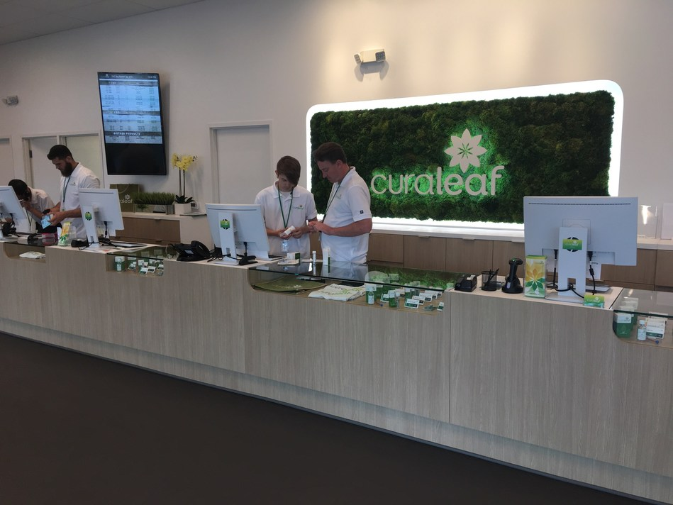 Medical Cannabis Dispensary, Curaleaf, Expands Presence Throughout