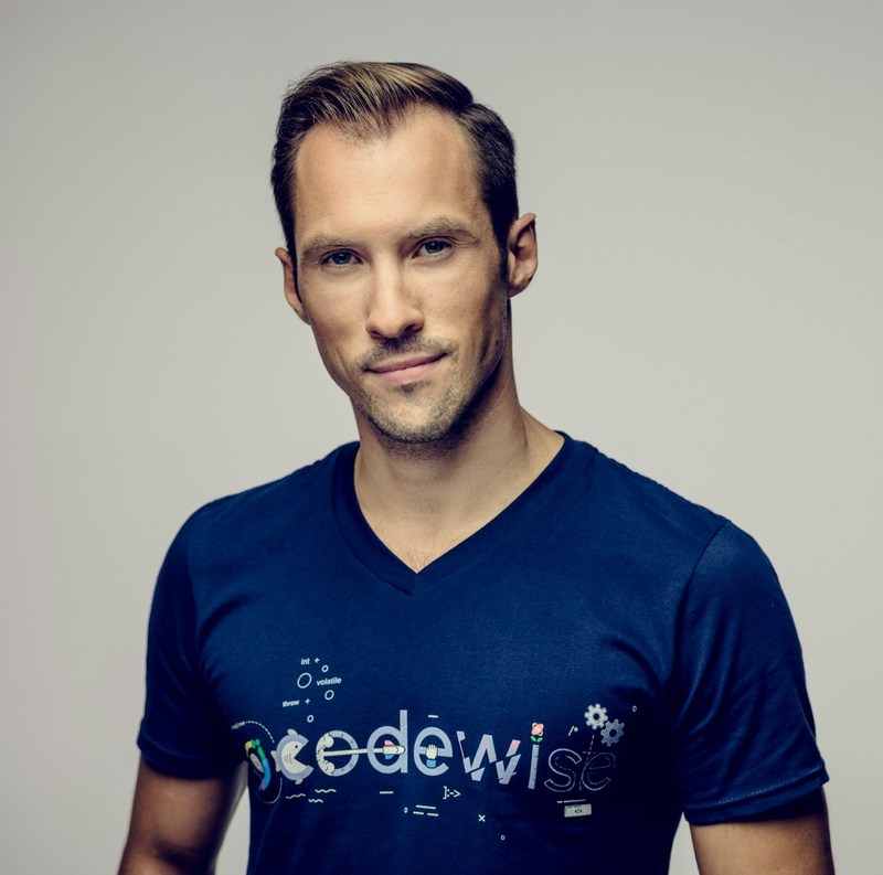 Robert Gryn, CEO and founder, Codewise