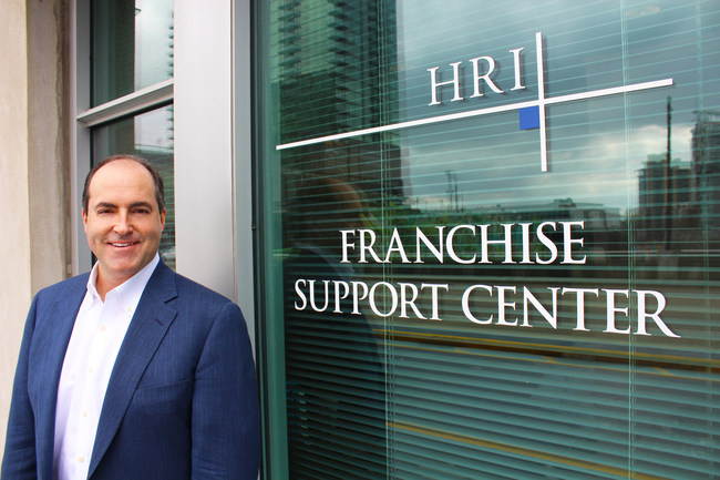 Dan Tarantin, President and CEO of HRI Holdings, Inc.