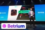 Maksym Suvorov, co-founder of Betrium, on TNABC conference, Miami.