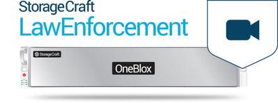 StorageCraft for Law Enforcement