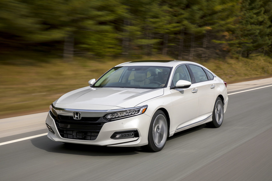 2018 Honda Accord Named as an Autotrader 'Must Test Drive Award' Winner