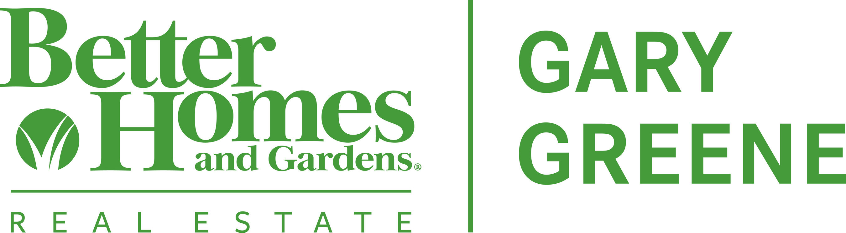 Better Homes and Gardens Real Estate Gary Greene Logo