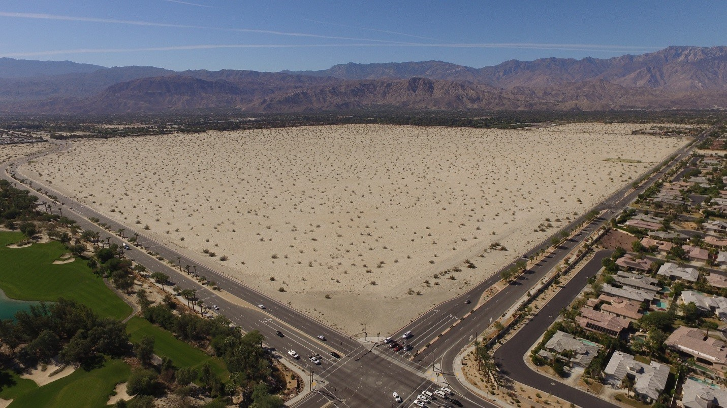 Partnership Acquires 618 Acres of Prime Undeveloped Land in Rancho Mirage, CA (CNW Group/Clarity Real Estate)